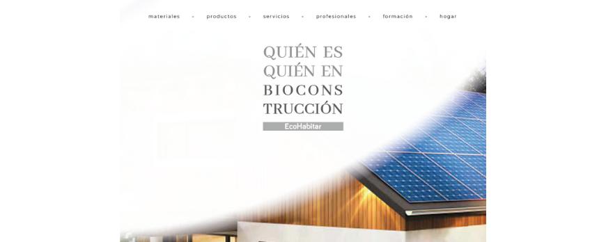 profesionales de la bioconstrucción 2021 guía ecohabitar