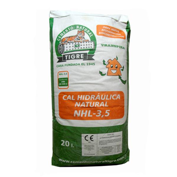 cal hidráulica natural NHL-3.5