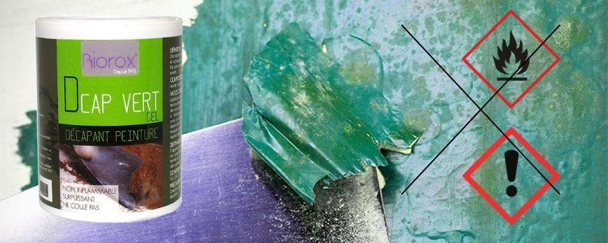 Decapante bio en gel - Biorox Decap Vert Gel sin tóxicos