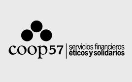 Coop57, Cooperativa de servicios financieros éticos y solidarios